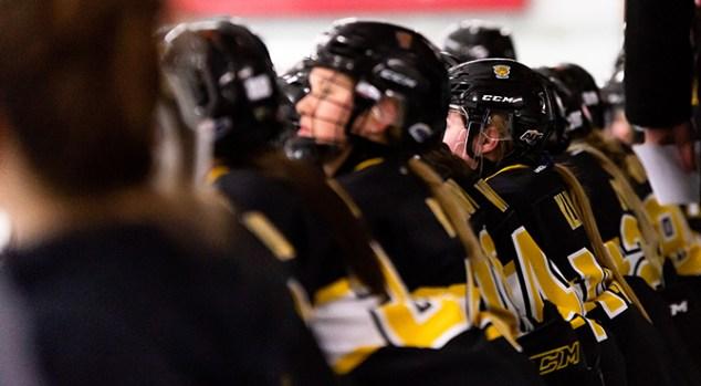 2021-22 Women's Hockey Tryouts