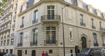 Palazzo di Avenue Marceau, sede della maison e ora del museo