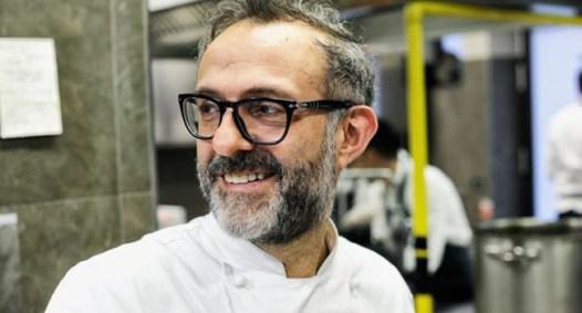 Massimo Bottura, chef premiato con tre stelle Michelin