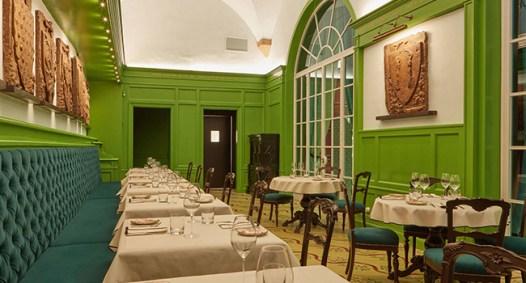 Il ristorante Gucci Osteria