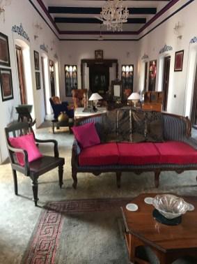 Interno del Palazzo Reale di Dhenkanal