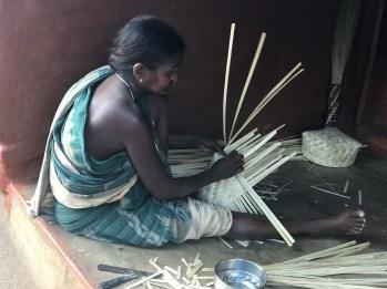 Village basket-weavers