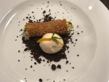 Dessert Ristorante Casa Matta.