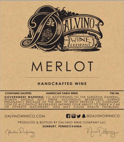 Merlot 750ml
