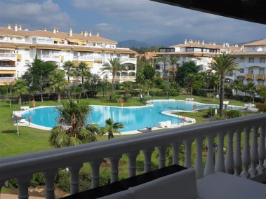 Terrace view to Pool