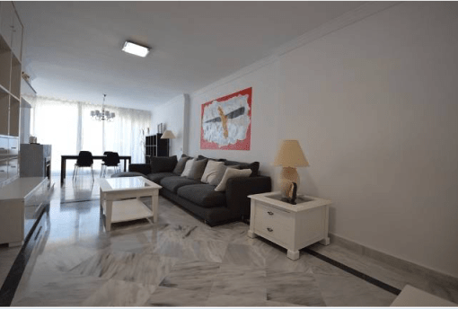 2 bedroom ground floor apartment –  240,000