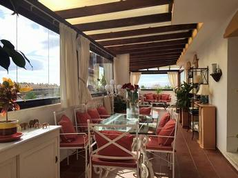 3 bedroom penthouse – 400,000 euros