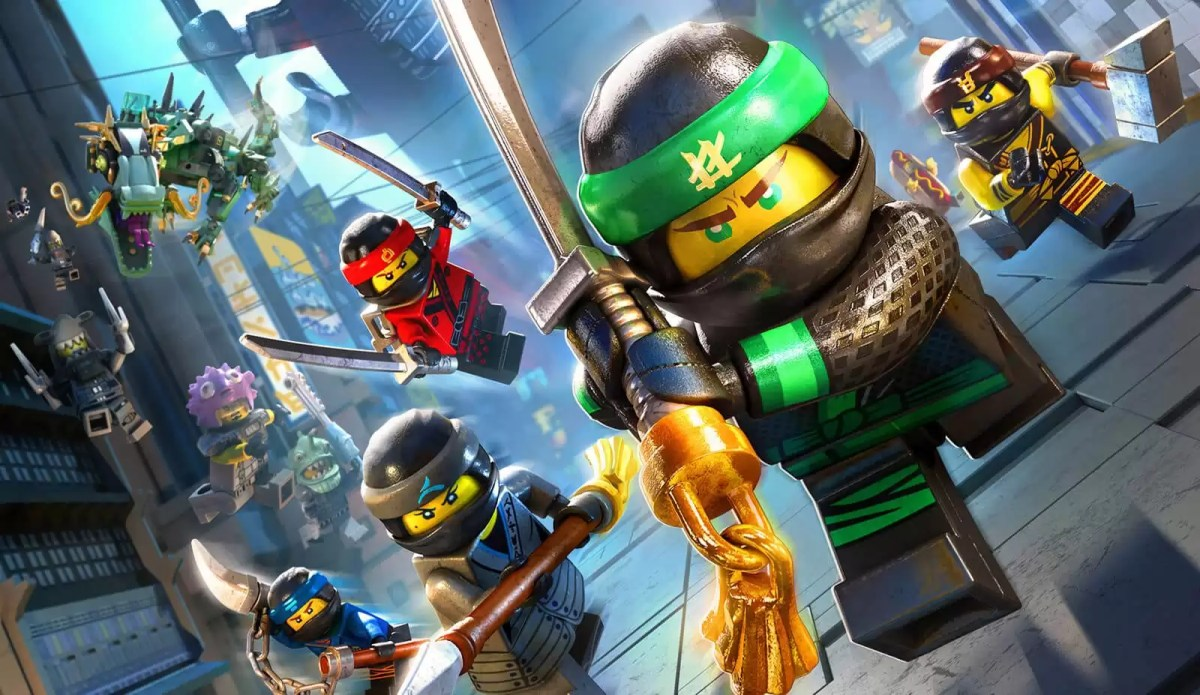 the lego ninjago movie video game recenzja