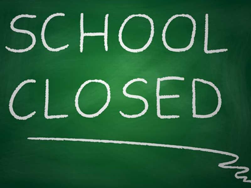 Are Schools Closed Today: Schools Remain Closed Today Due To Inclement Weather