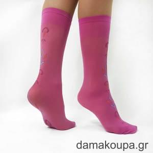 Χρωματιστές γυναικείες κάλτσες