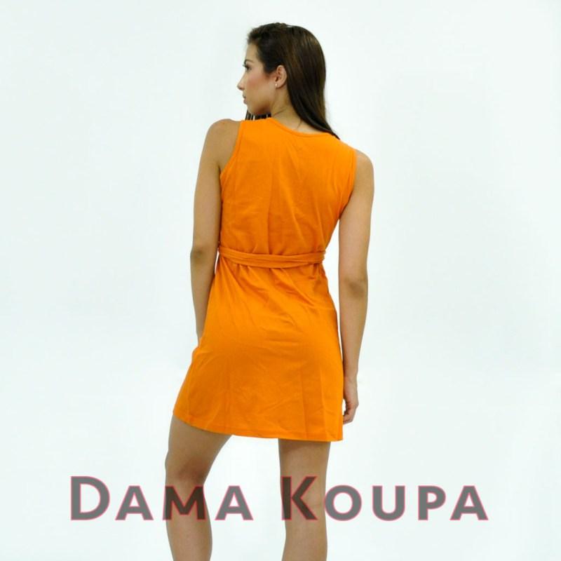 Καθημερινό φόρεμα τύπου lacoste