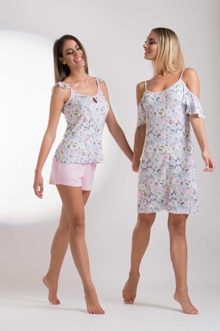 Homewear πυτζαμες για καλοκαιρι