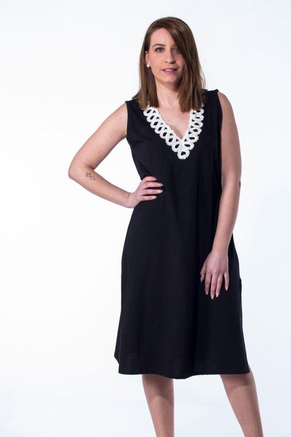 Καλοκαιρινό φόρεμα βαμβακερό