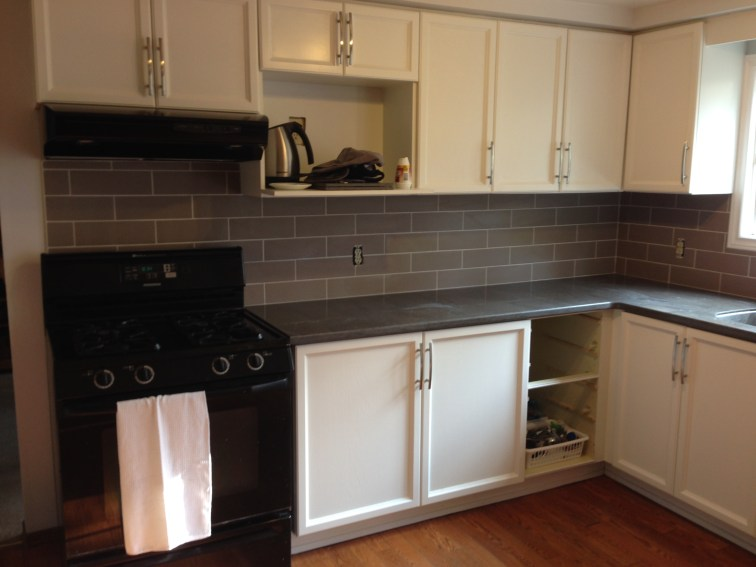 Cabinets- After