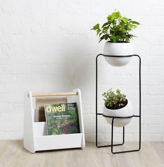 pots et support pour plantes nestea umbra