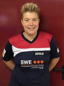 Jessica Göbel, TV Busenbach | Damen Tischtennis-Bundesliga