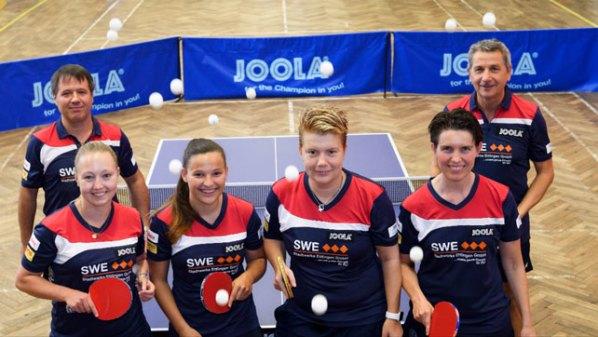 TV Busenbach | Damen Tischtennis-Bundesliga