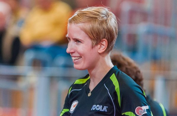 Kristin Silbereisen | Damen Tischtennis-Bundesliga