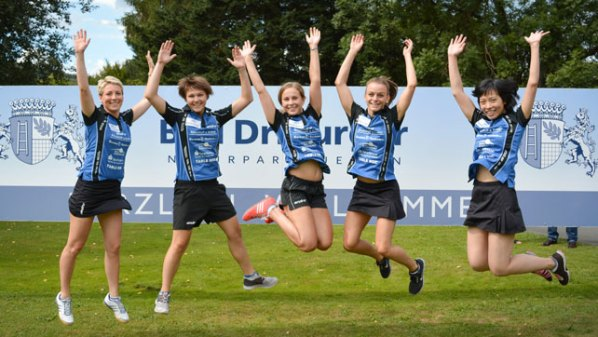 TuS Bad Driburg | Damen Tischtennis-Bundesliga