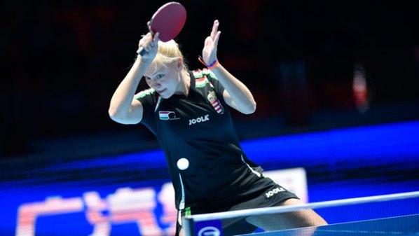 Georgina Pota (Ungarn/Hungary) - World-Tour Grand-Finals