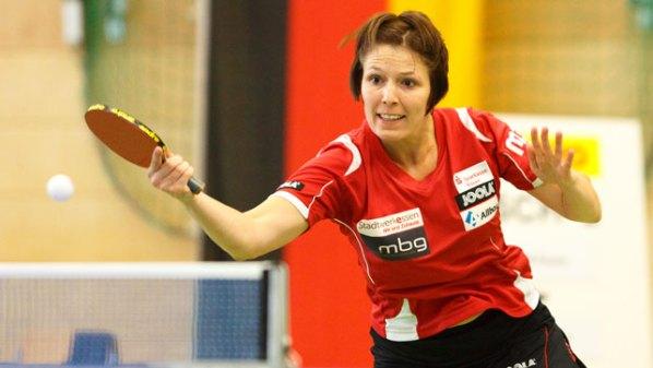 Nadine Bollmeier, TUSEM Essen | Damen Tischtennis-Bundesliga