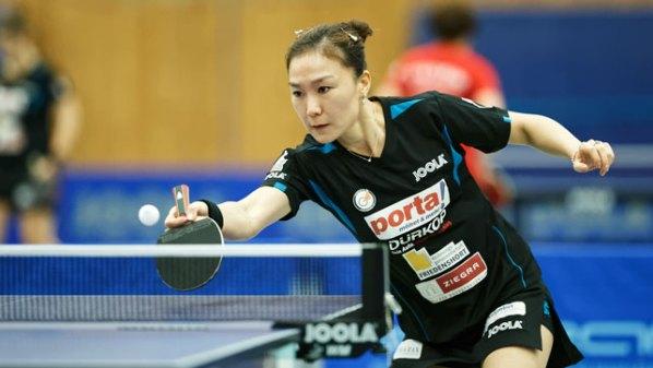 Shan Xiaona, ttc berlin eastside | Damen Tischtennis-Bundesliga
