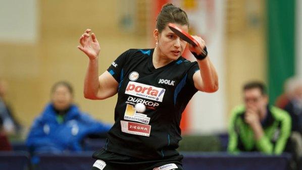 Petrissa Solja, ttc berlin eastside   Damen Tischtennis-Bundesliga