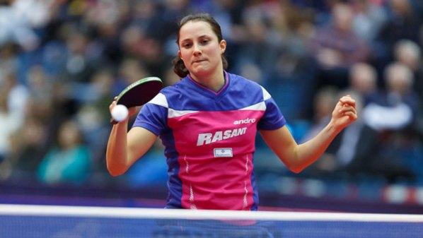 NDM 2016: Sabine Winter | Damen Tischtennis-Bundesliga