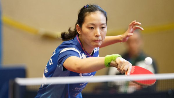 Shi Qi, TuS Bad Driburg | Damen Tischtennis-Bundesliga