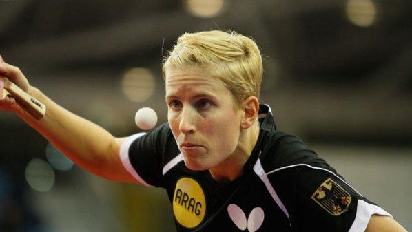 Kristin Silbereisen, Deutschland | Damen Tischtennis-Bundesliga