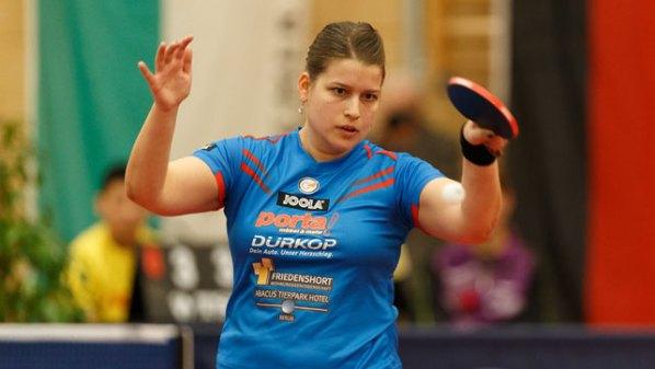 Petrissa Solja, ttc berlin eastside | Damen Tischtennis-Bundesliga