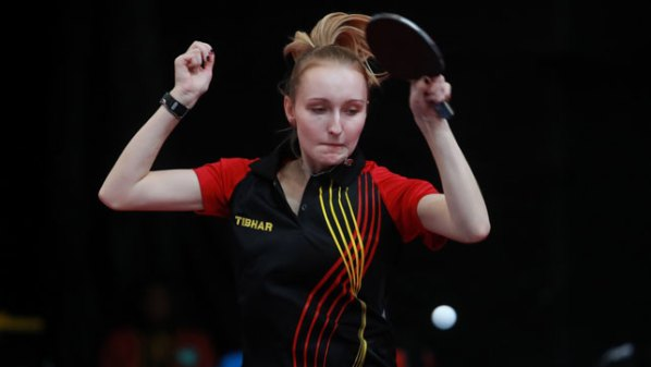 Eline Loyen, Belgien | Damen Tischtennis-Bundesliga