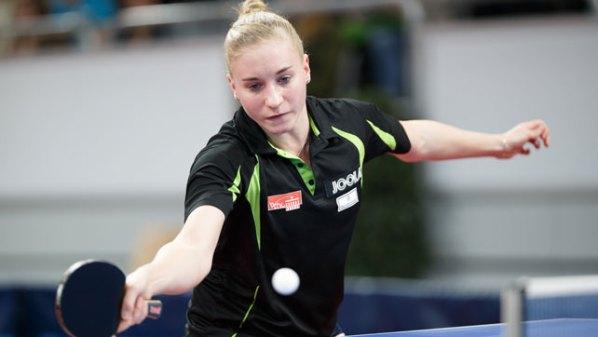 Chantal Mantz | Damen Tischtennis-Bundesliga