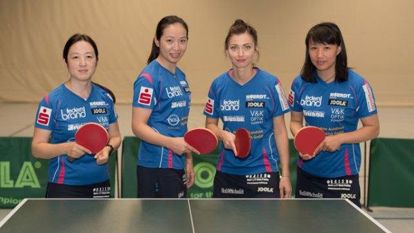 TTK Anröchte | Damen Tischtennis-Bundesliga