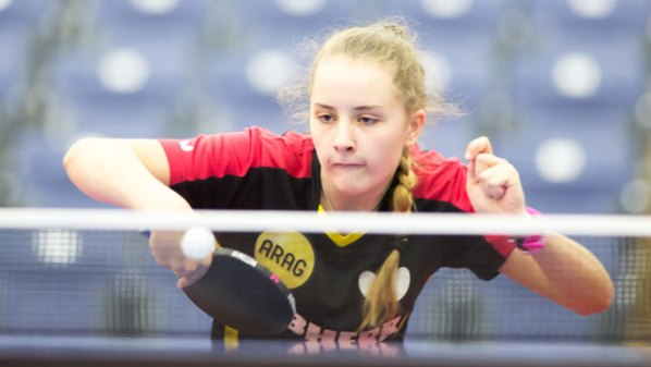 Sophia Klee, Deutschland | Damen Tischtennis-Bundesliga