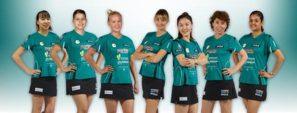 Das Team des ttc berlin eastside (Foto: ttc berlin eastside)