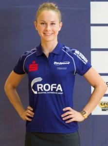 Katharina Michajlova, SV DJK Kolbermoor | Damen Tischtennis-Bundesliga