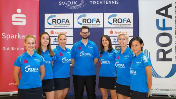 Das Team des SV DJK Kolbermoor (Foto: Verein)
