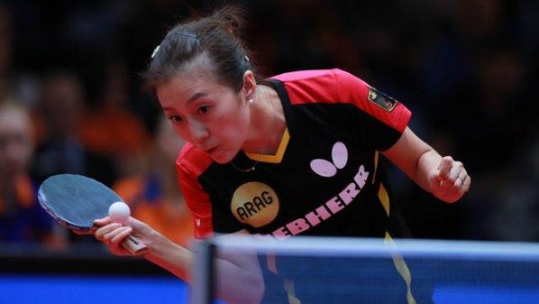 Han Ying, Deutschland | Damen Tischtennis-Bundesliga