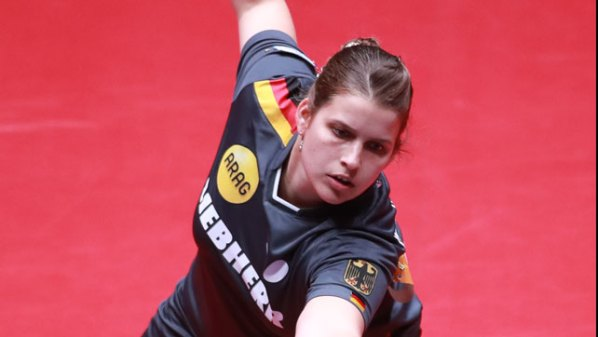 Petrissa Solja, Deutschland | Damen Tischtennis-Bundesliga