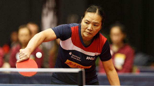 Drittes Play-off-Finale: Déjà-vu für Ding Yaping
