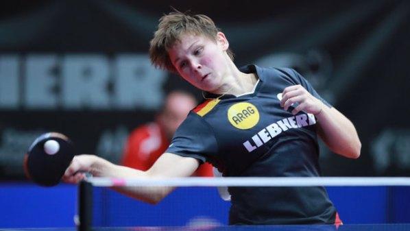 Nina Mittelham, Deutschland   Damen Tischtennis-Bundesliga