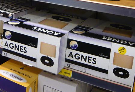 Lampe Agnes