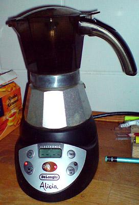 Espressoapparat Alicia