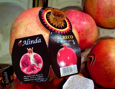 Granatapfel Alinda