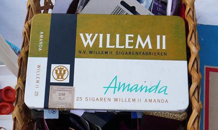Zigarren Amanda