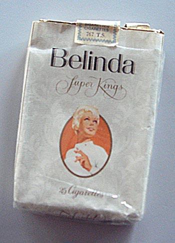 Zigaretten Belinda