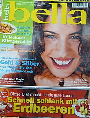 Zeitschrift Bella