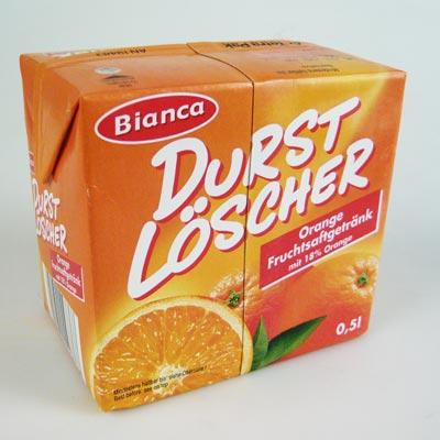 Durstlöscher Bianca