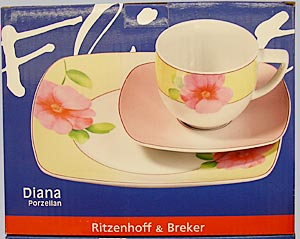 Teeservice Diana